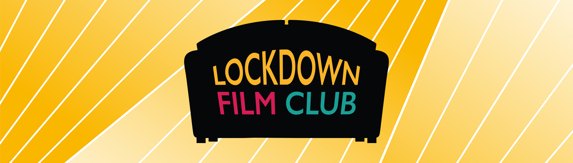 lock down film club banner